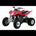 ARCTIC CAT DVX400