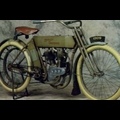 HARLEY DAVIDSON The First V-Twin